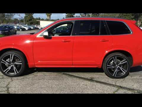 2017 volvo xc90 t5 fwd r design in culver city ca 90230 youtube. Black Bedroom Furniture Sets. Home Design Ideas