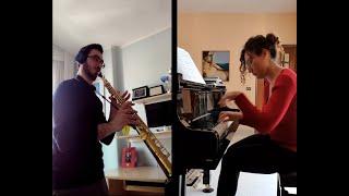 #Iosuonoacasa - De Falla: Danza rituale del Fuoco  - Duo Carrozzo Fasiello