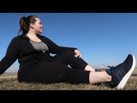 Let's Work It Out - SRV #201 | Sarah Rae Vlogas |