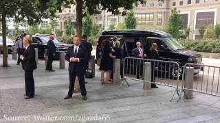 Hillary Clinton Medical Emergency at 9/11 Memorial Ceremony