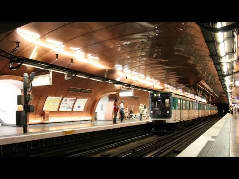 Le métro de Paris – Enregistrements sonores