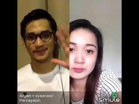 Percayalah - cover syaa nasir ft afgan