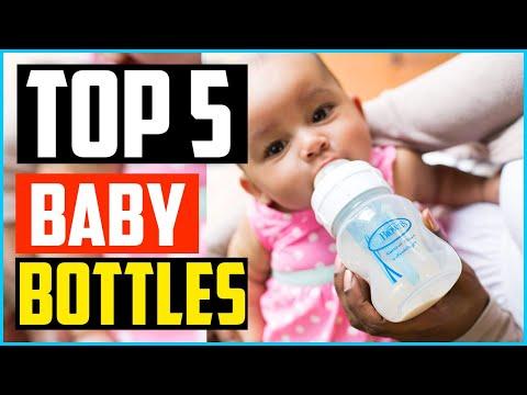 Top 5 Best Baby Bottles in 2020