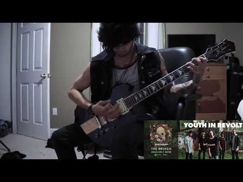 "Youth In Revolt ""There For You"" Guitar Playthrough"