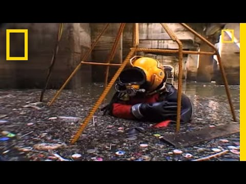Sewer Diving | National Geographic