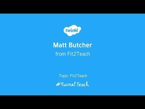Fit2Teach - work/life balance app made for teacher well-being