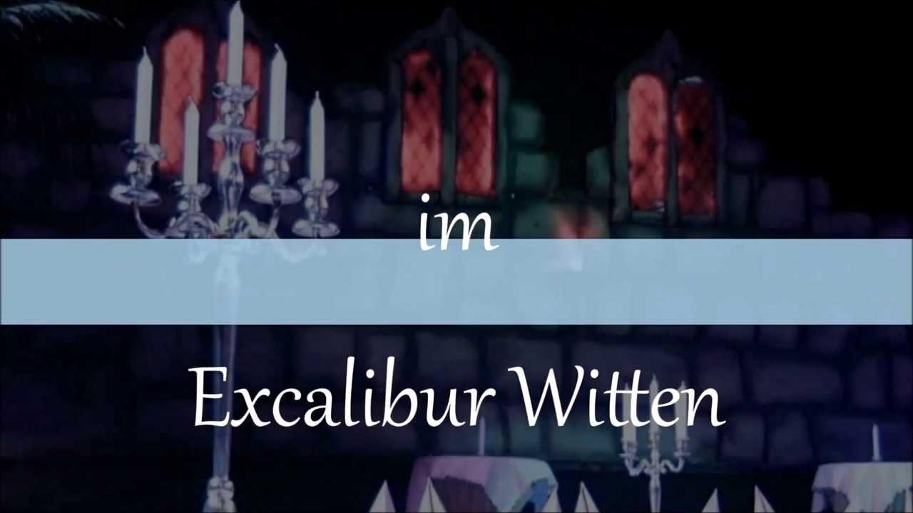 Excalibur Witten