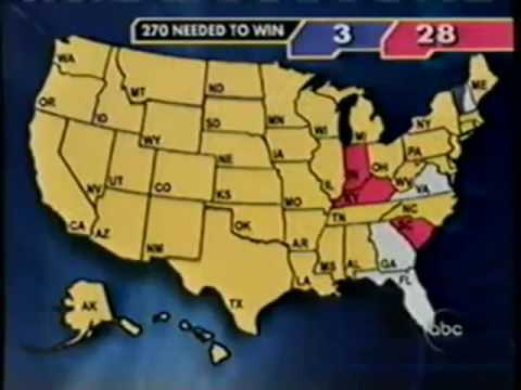 Election Night 2000 ABC News Coverage