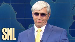Weekend Update: Bob Baffert on Medina Spirit's Failed Drug Test - SNL