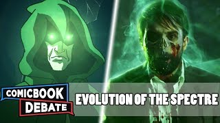 Evolution of the Spectre in All Media in 6 Minutes (2019)