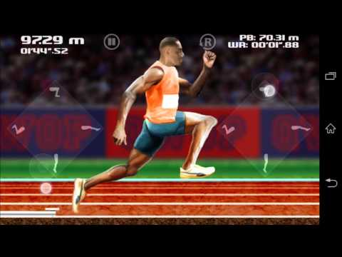 IS THIS GAME HACKED!?! Qwop #2-GameGuru