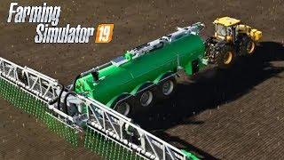 FARMING SIMULATOR 19 #159 - COMPRIAMO UNA GRANDE BOTTE PER LIQUAMI - GAMEPLAY ITA