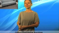 Accounting Firm Office Furniture Online Auction
