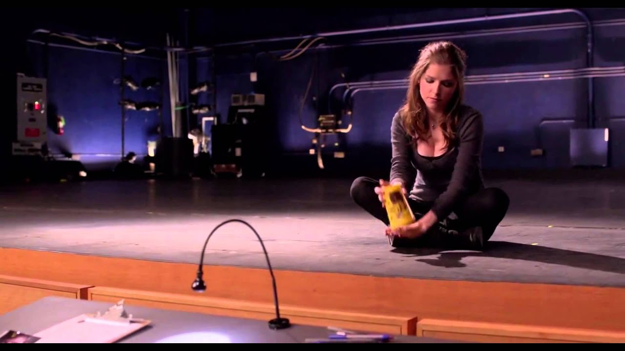 Pitch perfect anna kendrick cups scene youtube - Pitch perfect swimming pool scene ...