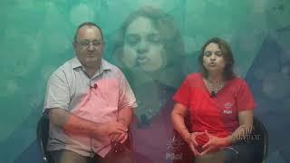 Entrevista com a candidata a Senadora pelo PSOL - Anna Karina -08-09-2018