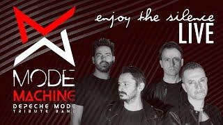 Enjoy The Silence - Mode Machine Depeche Mode Tribute Band