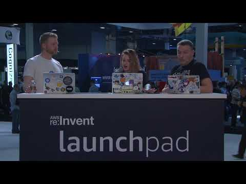 AWS re:Invent Launchpad 2017 - Amazon ECS for Kubernetes (EKS)