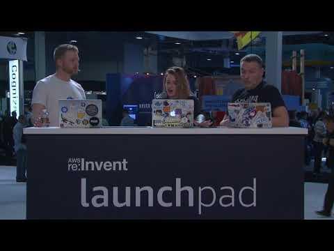 AWS re:Invent Launchpad 2017 - Amazon ECS for Kubernetes (EKS)