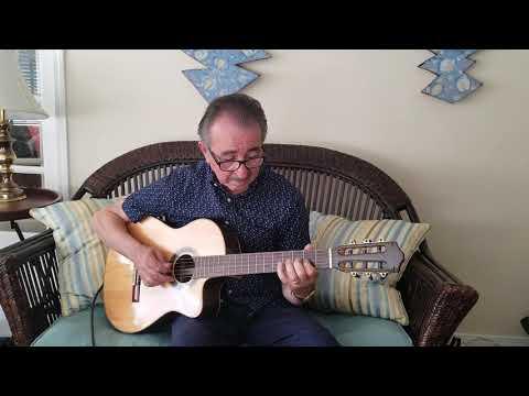 Petit Fleur By Sidney Bechet (solo Guitar)