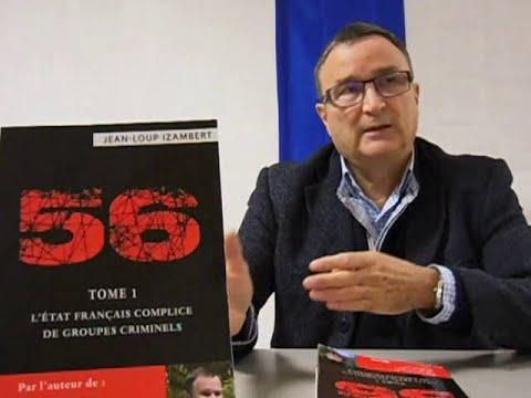 56 Haut-fonctionnaires Français complices-terroristes ! J.L Izambert. thumbnail