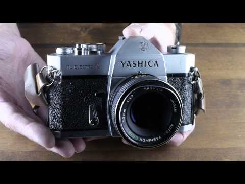 Kenneth Wajda Buying a Film SLR: YASHICA TL ELECTRO X