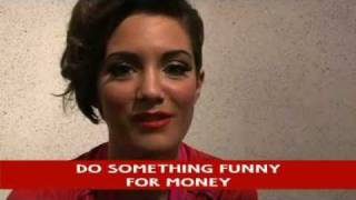 Frankie from The Saturdays - Red Nose Da...