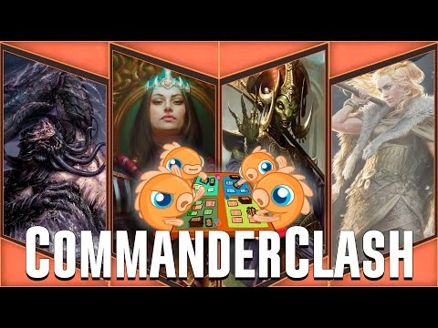 Commander Clash S3 Episode 1: Season Premiere!