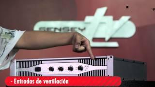 El amplificador HCFPRO 4.20 de BACK STAGE