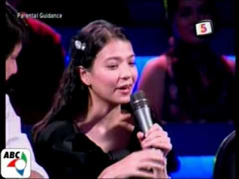 Bulag sumali sa Talentadong Pinoy