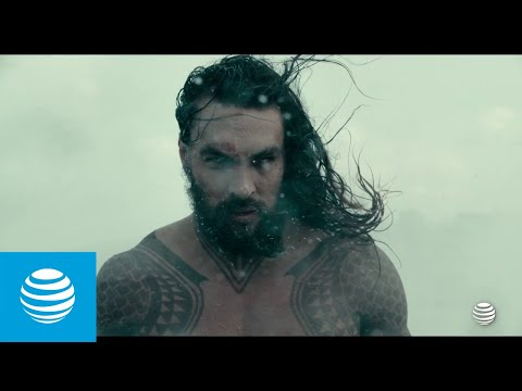 Thumbnail: Aquaman: Exclusive First Look by AT&T