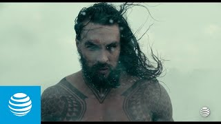 Aquaman: Exclusive First Look | AT&T