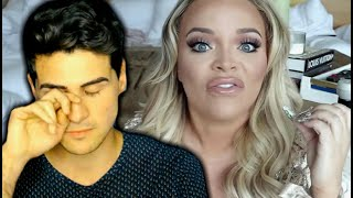 Anthony Padilla Reacts to Trisha Paytas New Video (WOW)
