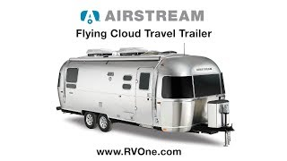 New Airstream Flying Cloud Travel Trailer
