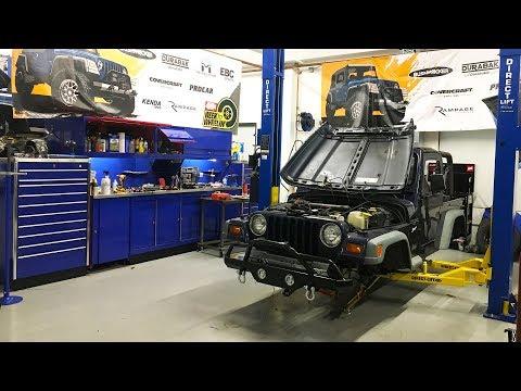 Week to Wheelin' 2018 – '97 Jeep TJ  | Day 2