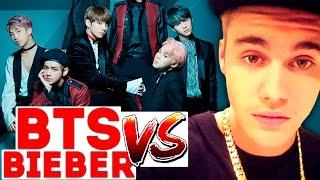 BTS VS ДЖАСТИН БИБЕР | КТО ПОБЕДИТ? | #BTSBBMAs vs #JustinBBMAs | НОВЫЙ КЛИП BTS!
