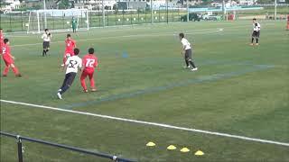 強化試合 U15 180922 vs 松本第一高
