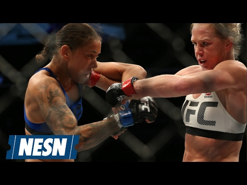 Germaine de Randamie Beats Holly Holm With Controversial Ruling