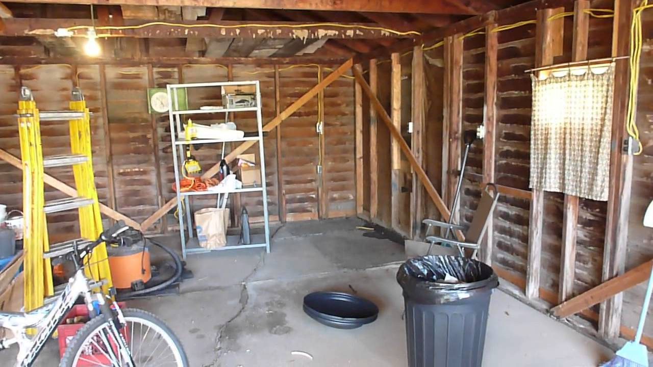 garage wiring update youtube Wiring A Detached Garage garage wiring update wiring a detached garage