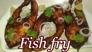 Fish Fry Recipe    Easy and Tasty Fish Fry Recipe   How to make Fish Fry Recipe