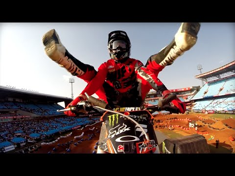 Monster Energy Supercross Africa Loftus Versfeld 2014
