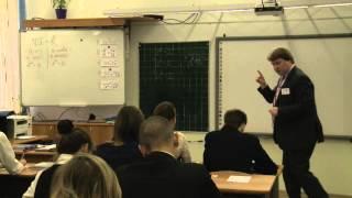 Урок алгебры и начала анализа, Вантрусов_Д.Е., 2014