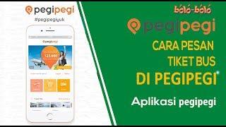 PESAN TIKET BUS VIA APLIKASI PEGI PEGI screenshot 1