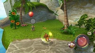 Super Monkey Ball Adventure PSP Gameplay HD