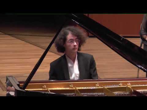F  Chopin Piano Concerto No 1 (Can Cakmur)