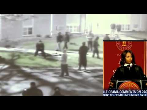 Worst ever black mob violence  Commentary from First Lady