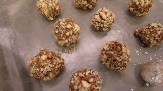 Vegan Date Caramel Balls - Date Ball Recipe No Bake - Healthconsciousmeals