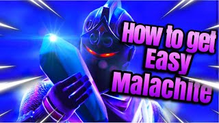 How to get malachite in fortnite save the world!