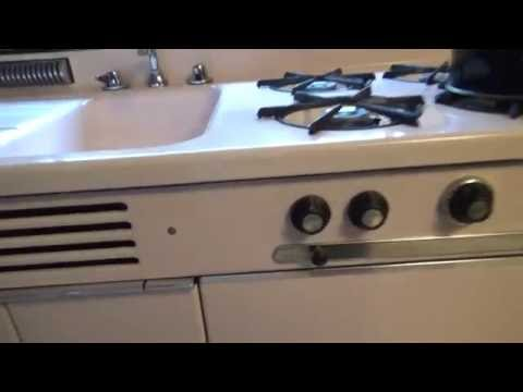 All in one kitchenette