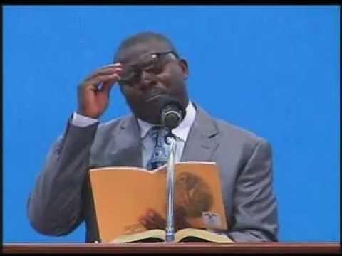 Pr.Luiz Manoel Danda - Angola - Enc.pastores230411-Aquele Que Está Em Vós