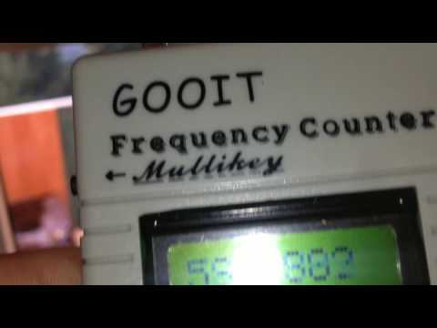 Gooit Gy560 Frequency Counter Mixed Thoughts